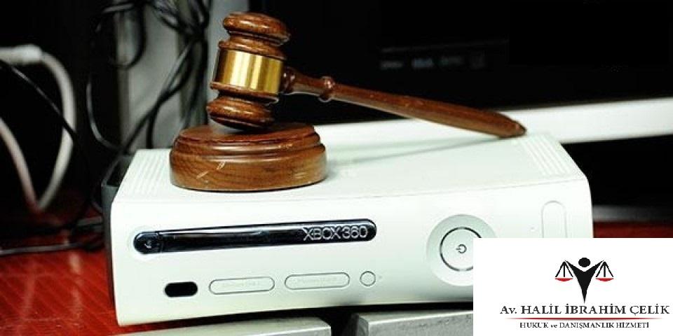 Dijital Oyun Hukuku ve Oyunlarda Telif Hakkı - Av. H.İ. Çelik