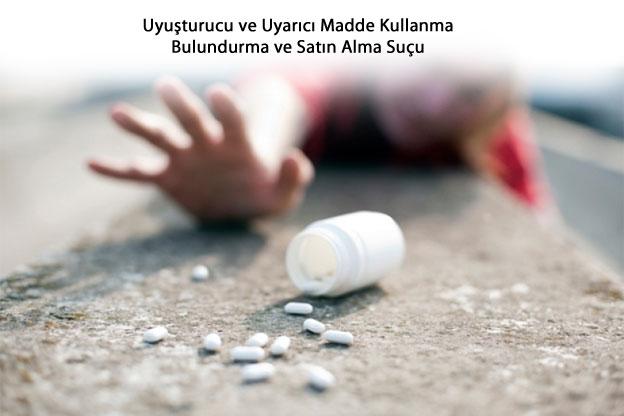 uyuşturucu madde suçu
