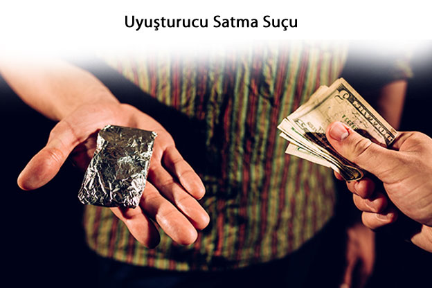Uyuşturucu satma, uyuşturucu ticareti