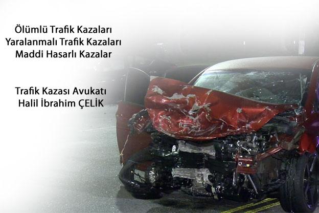 Trafik Kazası Avukatı