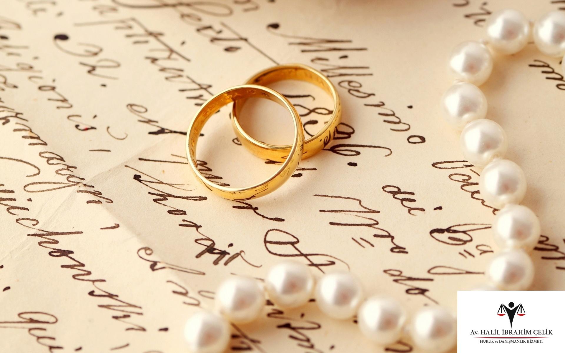 Boşanmada Düğün Takıları Nasıl Paylaştırılır - Av. H. İ. Çelik