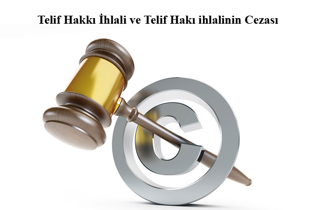 Telif Hakkı ihlal davası