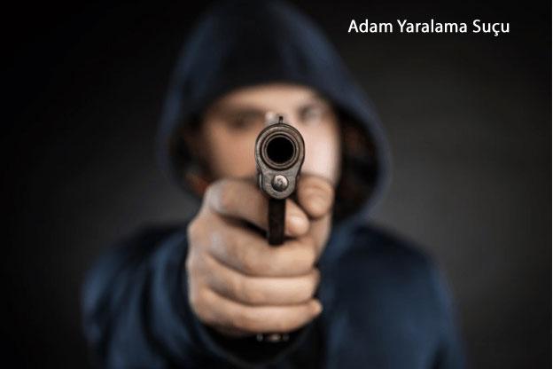Adam Yaralama